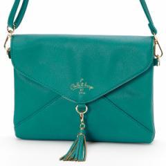 サイ(Saii)/【Saiiロングヒット商品】タッセル付きレター型2WAYお財布ショルダーバッグ