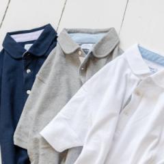 コーエン(メンズ)(coen)/ツイルショールカラーポロシャツ