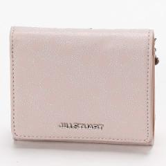 ジルスチュアート(ウォレット)(JILLSTUART)/ラヴリーフ 三つ折財布