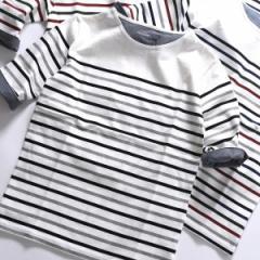 シップス(メンズ)(SHIPS)/SU: ベーシック ボーダー 半袖Tシャツ