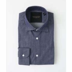 アーバンリサーチ(メンズ)(URBAN RESEARCH)/メンズシャツ(URBAN RESEARCH Tailor インディゴショートポイント)