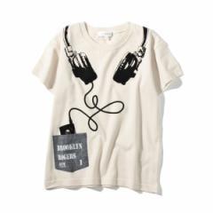 サンカンシオン(キッズ)(3can4on Kids)/Tシャツ(【160cmまで】トロンプイユポケット付きTシャツ)