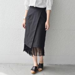 カージュ(Khaju)/Khaju:フリンジラップスカート