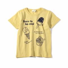 サンカンシオン(キッズ)(3can4on Kids)/Tシャツ(アイスクリーム Tシャツ)