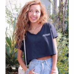 アナップ(ANAP)/CALIFORNIAショートTシャツ