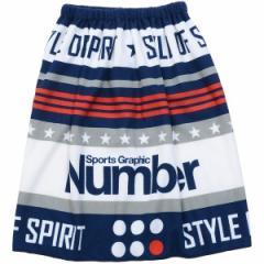 ナンバー(スポーツオーソリティ)(number)/スイミング 60cmマイクロファイバー巻きタオル