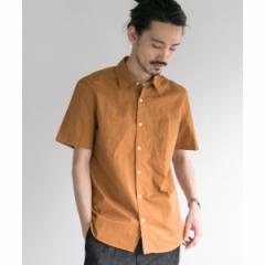 アーバンリサーチ(メンズ)(URBAN RESEARCH)/メンズシャツ(タイプライターショートスリーブシャツ)