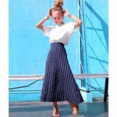 アナップ(ANAP)/刺繍Tシャツ+スカートセット