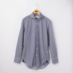 ノーリーズ メンズ(NOLLEY'S)/カノコ/トリコット ワイドカラーシャツ