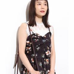 ビス(ViS)/【ビスチェアップ】花柄プリントビスチェ