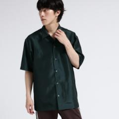 ティーケー タケオキクチ(tk.TAKEO KIKUCHI)/玉虫オーバーシャツ