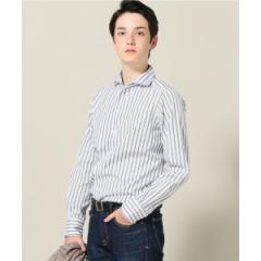エディフィス(EDIFICE)/メンズシャツ(Matteucci/Belesto オルタネートストライプシャツ2)