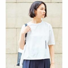ジョルジュ・レッシュ(GEORGES RECH)/【新色追加】【洗濯機OK】シンプルロゴTシャツ