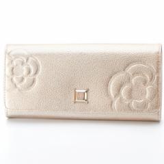 クレイサス(CLATHAS)/マリーゴールド フラップ長財布