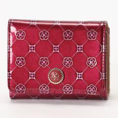 クレイサス(CLATHAS)/フリージア 三つ折り財布