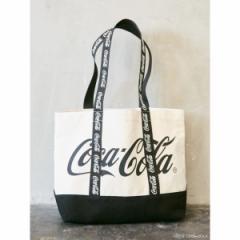 セシルマクビー(CECIL McBEE)/コカ・コーラ トートバッグ