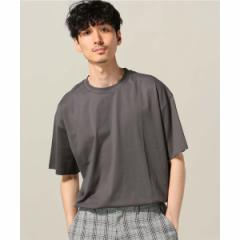 エディフィス(EDIFICE)/メンズTシャツ(ATON / エイトン OVERSIZED Tシャツ)