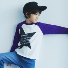 ザ ショップ ティーケー(キッズ)(THE SHOP TK Kids)/Tシャツ(【150cmまで】星柄グラフィックロングTシャツ)