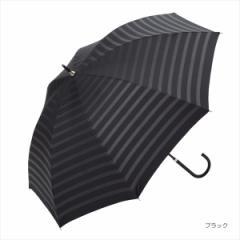 ビコーズ(because)/日傘 晴雨兼用 PUボーダー
