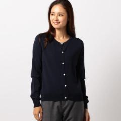 【NEW】ミューズ リファインド クローズ(MEW'S REFINED CLOTHES)/洗えるひんやりカーディガン