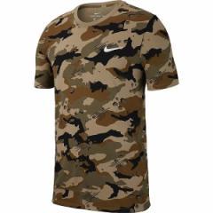 ナイキ(スポーツオーソリティ)(nike)/メンズアパレル ナイキ DRI−FIT コットン カモ AOP Tシャツ