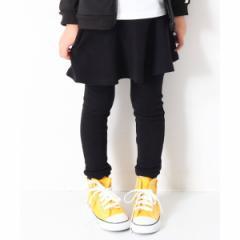 デビロック(devirock)/子供服 スカッツ キッズ 韓国子供服 女の子 ポケット付きスカッツ 10分丈 スカート付きレギンス