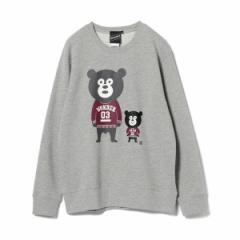 ビームス(BEAMS)/【SPECIAL PRICE】BEAMS T / Ivy Bears Crewneck Sweats