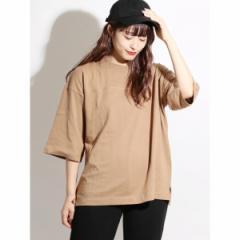 【NEW】ウィゴー(メンズ)(WEGO)/ウィゴー(WEGO/ビッグフットボール7分袖Tシャツ)