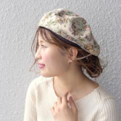 カージュ(Khaju)/INFIELDER DESIGN:GOBELINESベレー帽