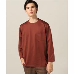 エディフィス(EDIFICE)/メンズTシャツ(COTTON WIDE 9S PK Tシャツ)