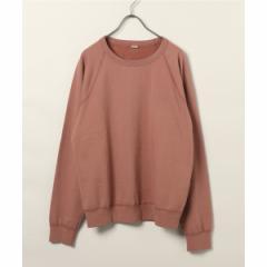 【NEW】ジャーナルスタンダード(メンズ)(JOURNAL STANDARD MEN'S)/Tシャツ(SKU L/S SUPIMA FLEECE CREW SWEATSHIRT)