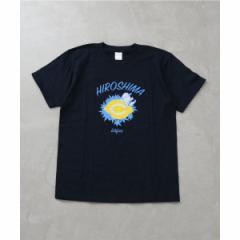 【NEW】エディフィス(EDIFICE)/メンズTシャツ(CARP×EDIFICEレモンシャツ)