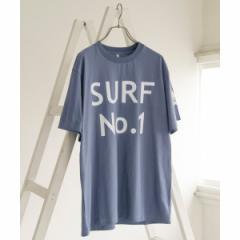 アーバンリサーチ(メンズ)(URBAN RESEARCH)/メンズTシャツ(UR×ISA SURFNo.1 Tシャツ)