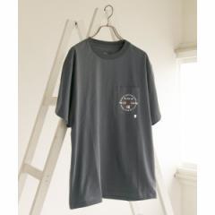 アーバンリサーチ(メンズ)(URBAN RESEARCH)/メンズTシャツ(UR×ISA CATCHTHEWAVE Tシャツ)