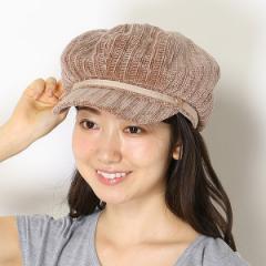 ミーア(帽子)(MiiA)/【サイズ調整・UVケア】MIIAチャーム付キャスケット(レディース/帽子/雑貨)