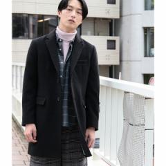 ジュンレッド(JUNRed)/【暖かく軽く】ウォームクロスチェスターコート