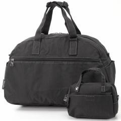 サック(SAC)/旅行に便利! ポケッタブルボストンバッグ