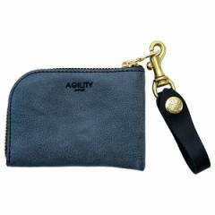 アジリティーアッファ(AGILITY Affa)/アルジャン/シビラ(ブラック)【コインケース カードケース】