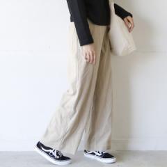 コーエン(レディース)(coen)/【新色追加】コーデュロイワイドパンツ