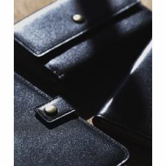 ジェイ・プレス メン(J.PRESS MEN)/【カタログ掲載】オリジナルレザー 三つ折りウォレット / 財布