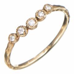 ジルスチュアート アクセサリー(JILL STUART Accessories)/K10<brilliant collection>K10YG ダイヤモンドリング