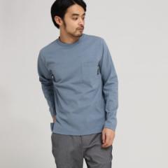 ベース ステーション(メンズ)(BASE STATION Mens)/長袖 Tシャツ クルーネック WEB限定