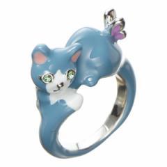 アナスイ アクセサリー(ANASUI Accessories)/猫モチーフリング(LL)