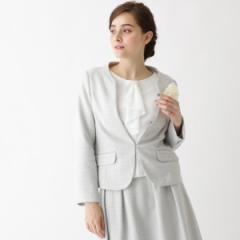 クチュールブローチ(Couture Brooch)/【WEB限定サイズ(SS・LL)あり】スラブツイードジャケット