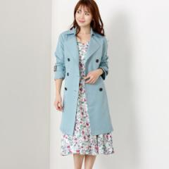 ミューズ リファインド クローズ(MEW'S REFINED CLOTHES)/撥水・防花粉ベーシックトレンチコート