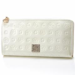 クレイサス(CLATHAS)/ベティー Lファスナー長財布(カード収納22カ所の大容量)