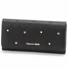 リズリサ(バッグ&ウォレット)(LIZ LISA Bag&Wallet)/ジェム かぶせタイプ長財布