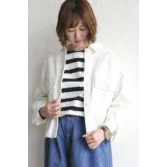 LBC アパレル(LBC)/ミリタリーショートシャツジャケット