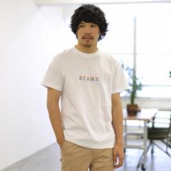 ビームス(BEAMS)/BEAMS / ロゴ Tシャツ 19SS