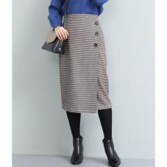 ビス(ViS)/アシンメトリータイトスカート